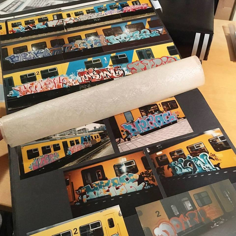 dutch graffiti library