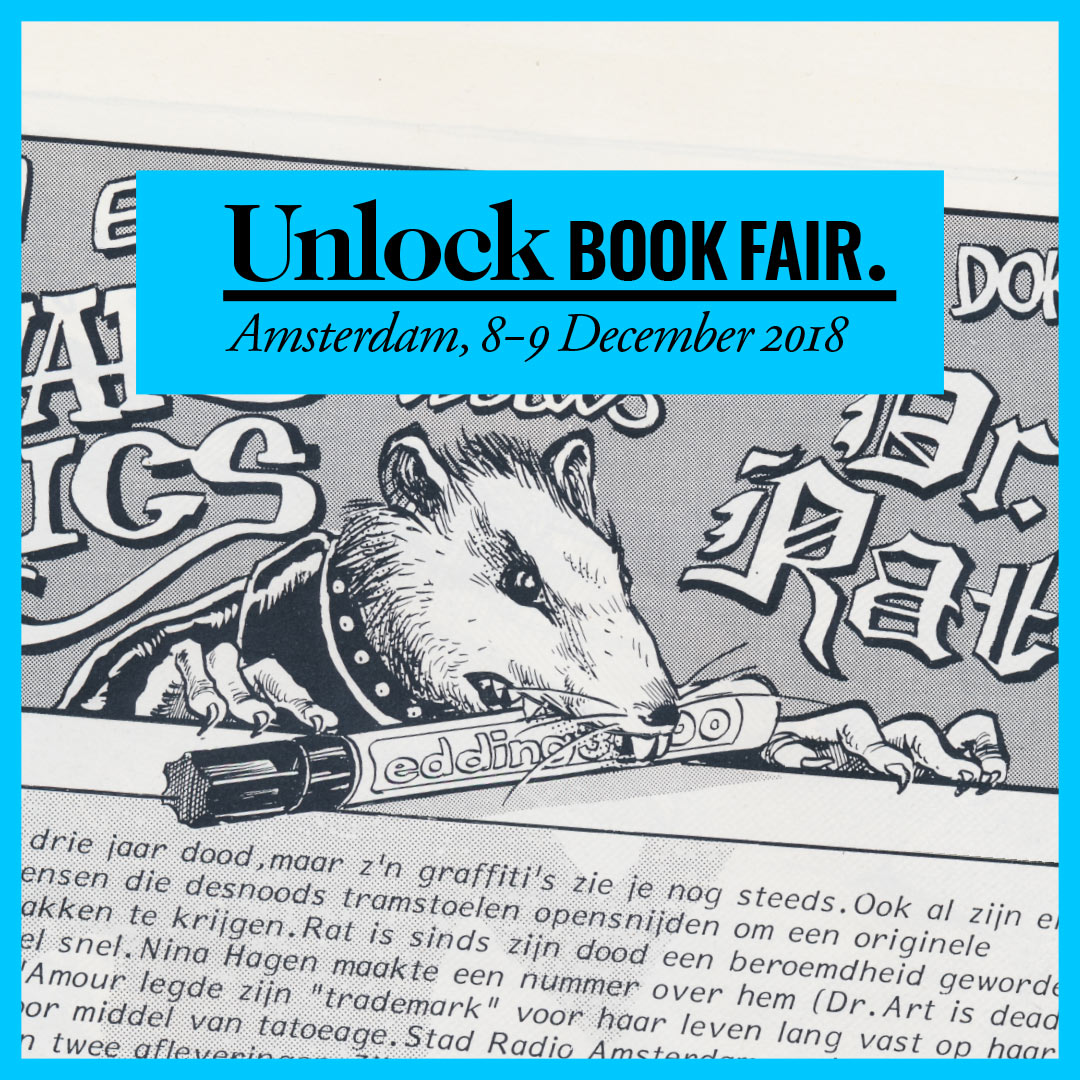 Unlock Book Fair 2018