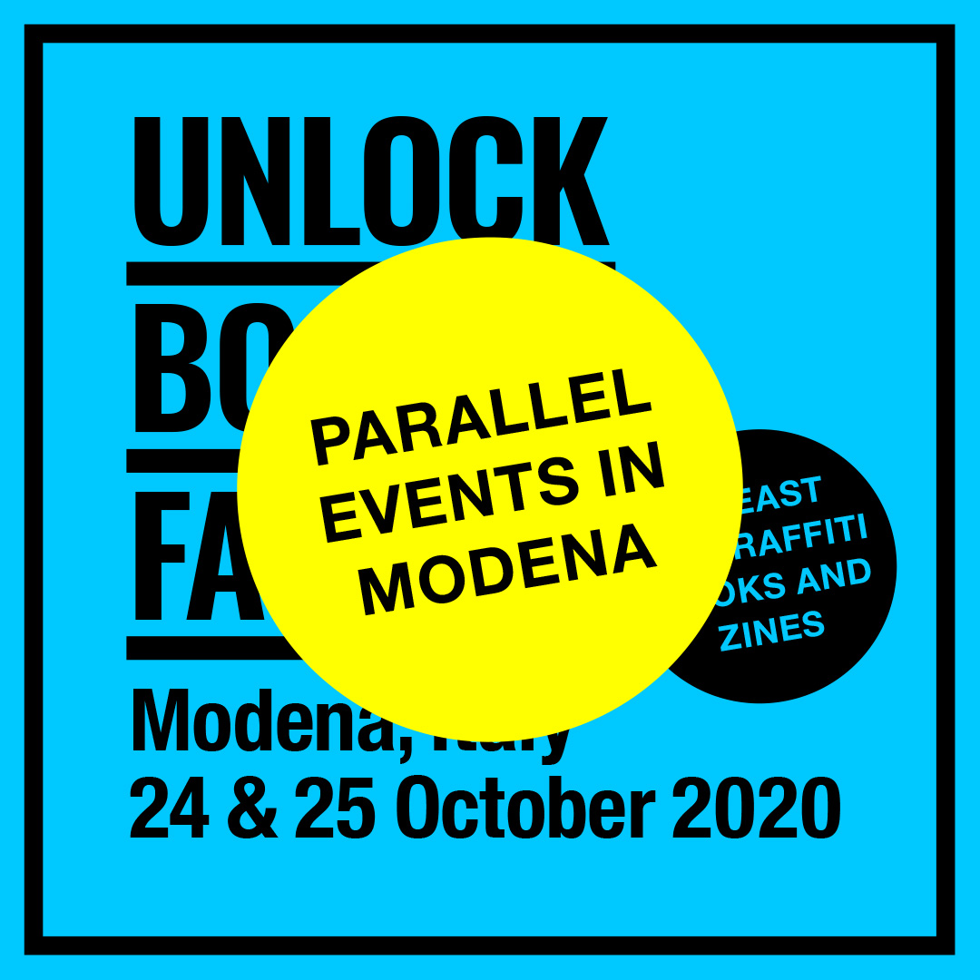 Unlock Book Fair 2020 parallel events